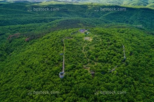 крепост лютица до ивайловград