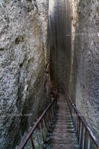 входът на Петрич кале