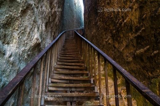 Стълбите при Петрич кале