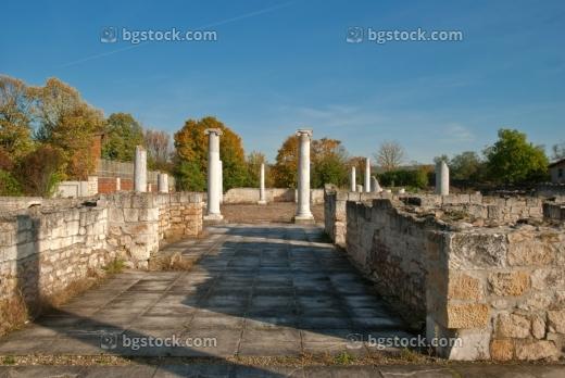 Национален архиологически резерват Абритус